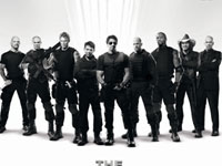 The Expendables mit Sylvester Stallone